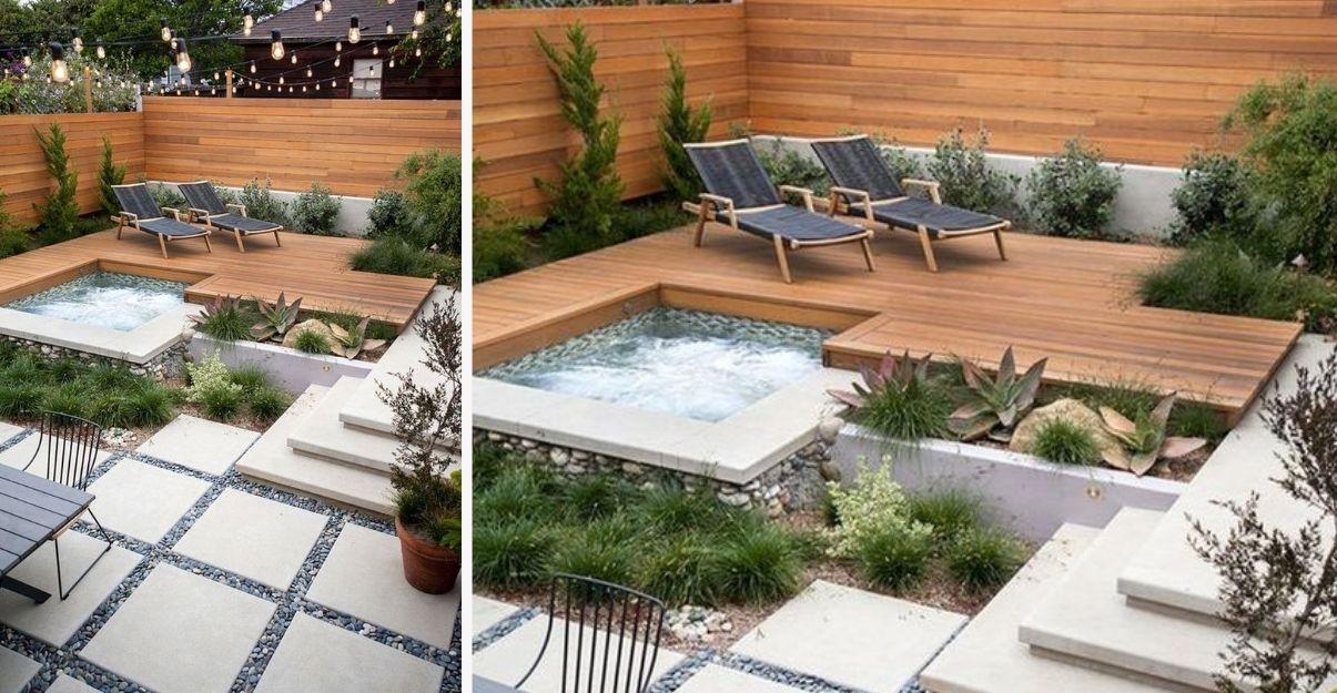 comment aménager un petit jardin de ville