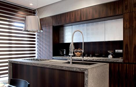 Une extension pour une cuisine