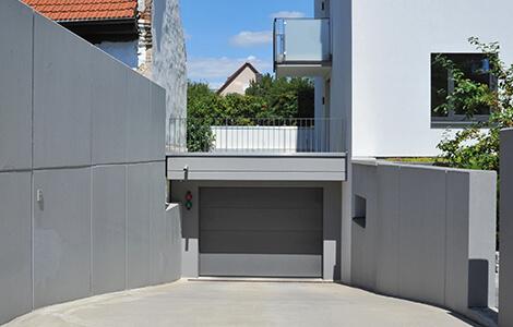 Construire un garage enterré