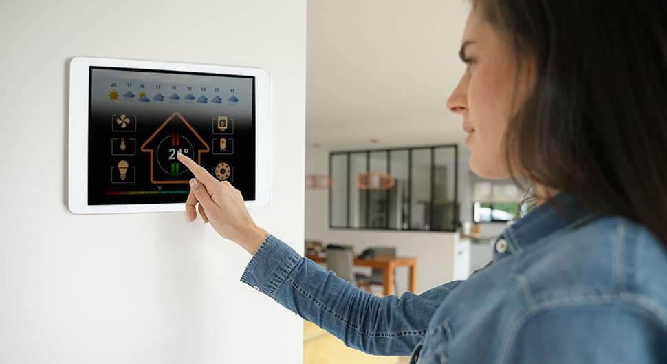 Smart home: la domotique dans la maison
