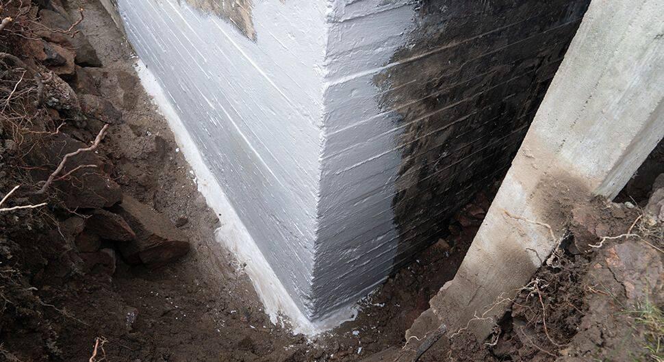 rénovation des fondations