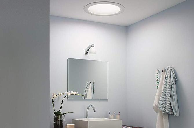 Extension en sous-sol avec puits de lumière
