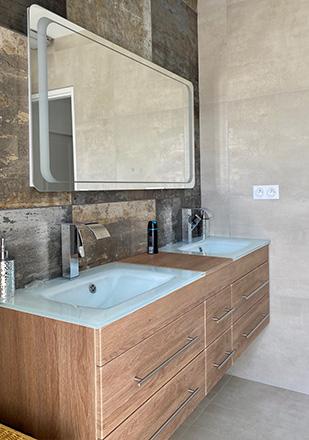 Plan vasque par Farid K., EGB agréée à Grenoble