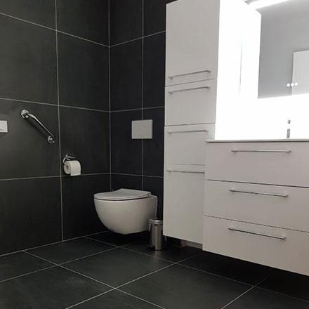 WC par Daniel R., plombier agréé La Maison Saint-Gobain