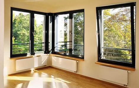 Fenêtre en aluminium: isolante, pratique, robuste et recyclable