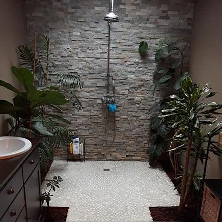 Salle de bain par Alexandre L, installateur La Maison Saint-Gobain