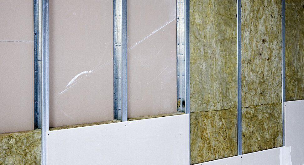 Isolation des murs par l'intérieur: conseils