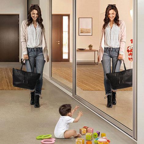 Miroir miralite natura