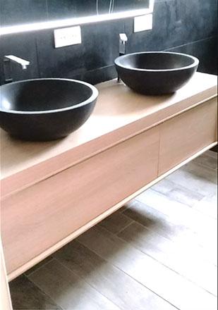 Salle de bain par Ludovic B., EGB La Maison Saint-Gobain