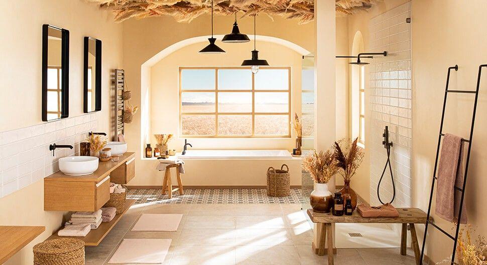 Tendance salle de bain 2021
