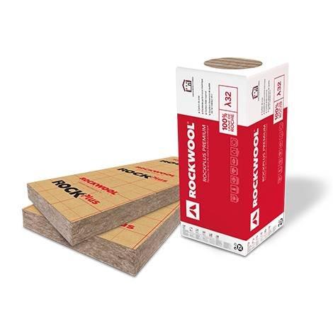 Rockplus Premium kraft de Rockwool
