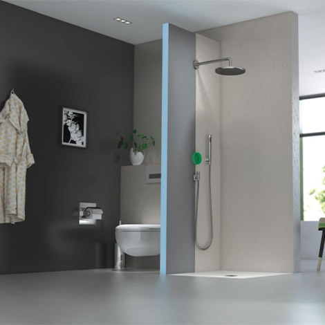 Cloison modulaire iBox Hansgrohe