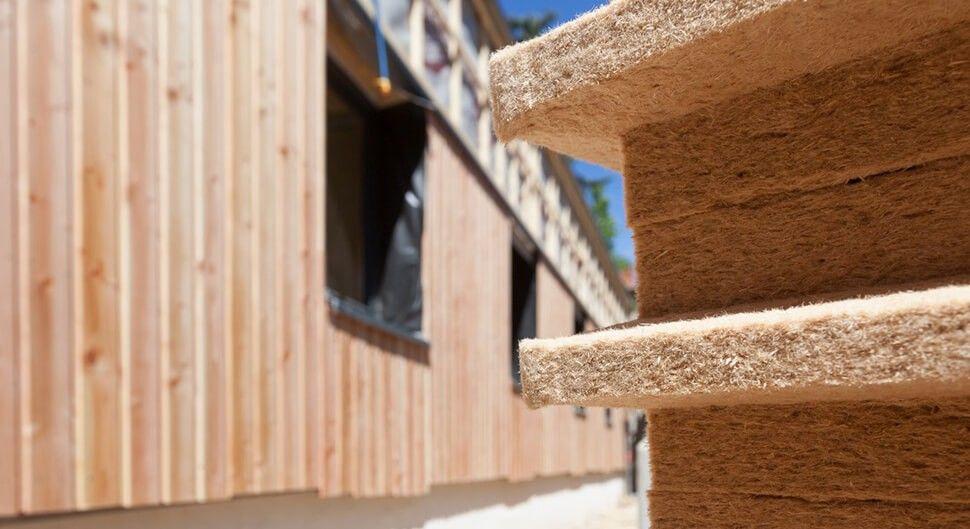 Panneau de fibre de bois isonat