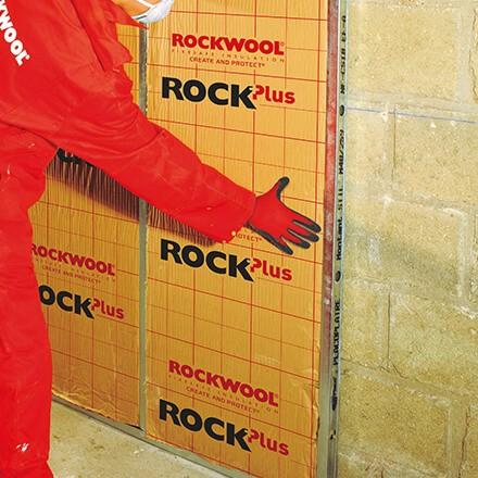 Des panneaux en laine de roche pour isoler vos murs intérieurs