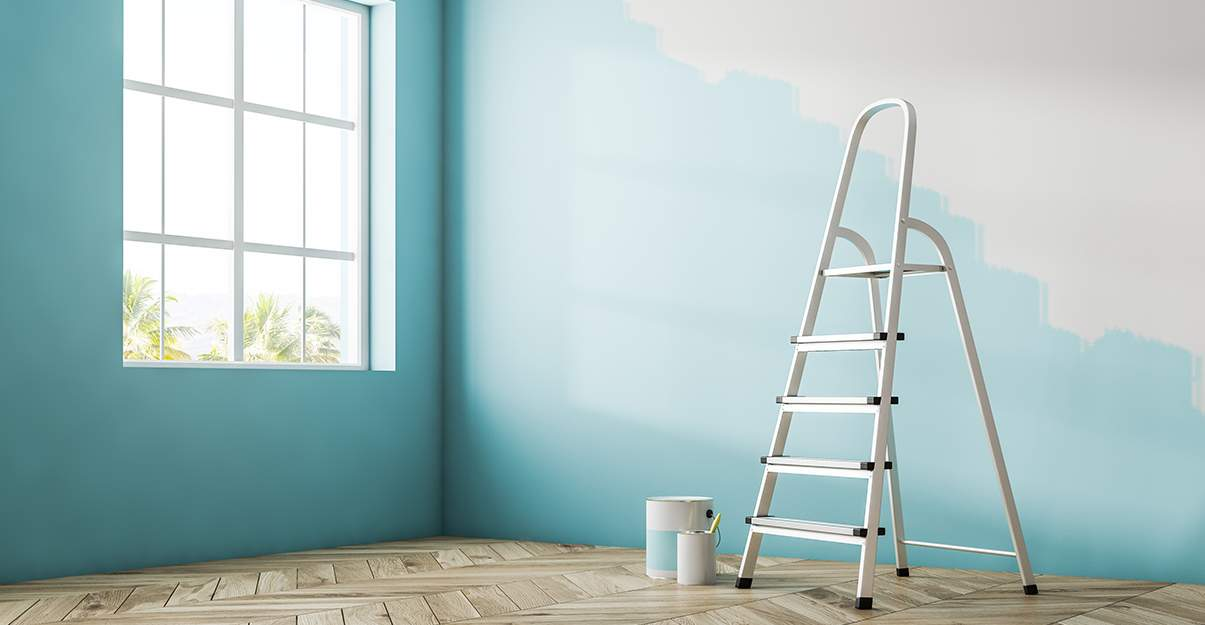 Passer par un peintre pour les travaux de peinture, un gain de temps significatif