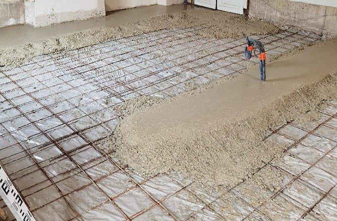 Rénovation fondation maçon