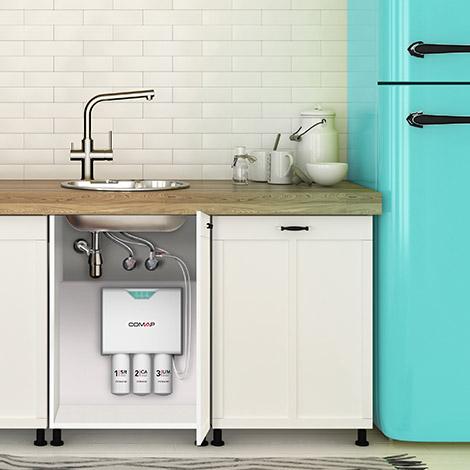 Filtre à eau boisson aquatis de COMAP