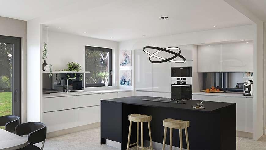 Une cuisine moderne et design