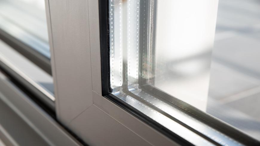 Isolation thermique du logement fenêtres double vitrage