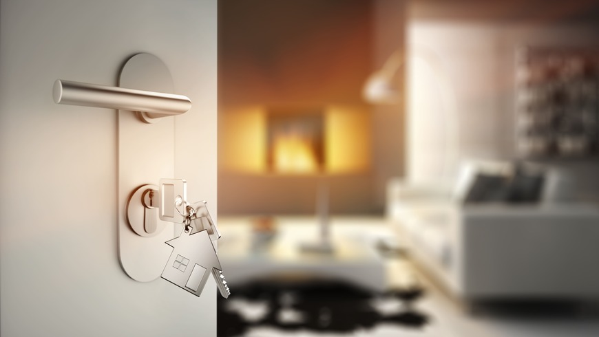 Isolation thermique du logement portes