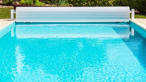 Enrouleur de bâche pour piscine