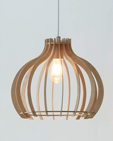 Style scandinave - lampe - La Maison Saint Gobain