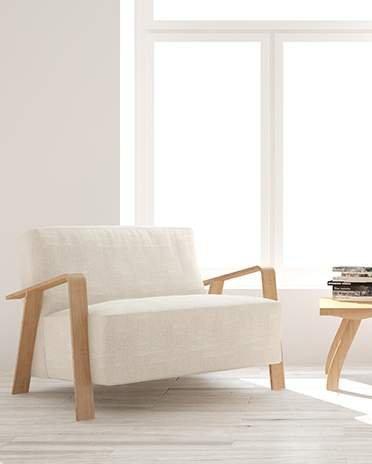 Style scandinave - fauteuil - La Maison Saint Gobain