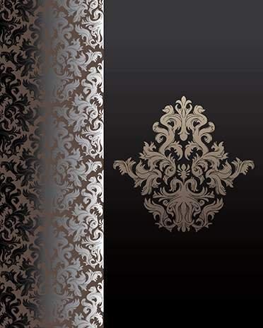 Style Classique-chic - pattern arabesque - Saint-Gobain.fr