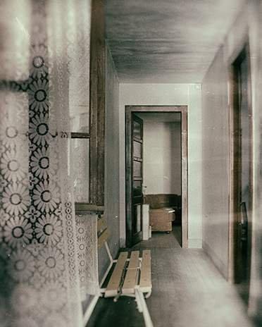 Style Campagne-chic - rideaux dentelles - La Maison Saint-Gobain