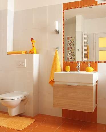 Style pop - salle de bain pop - Saint-Gobain.fr