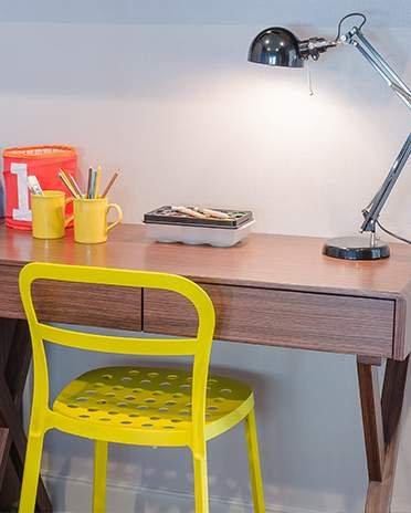 Style vintage - bureau - La Maison Saint-Gobain