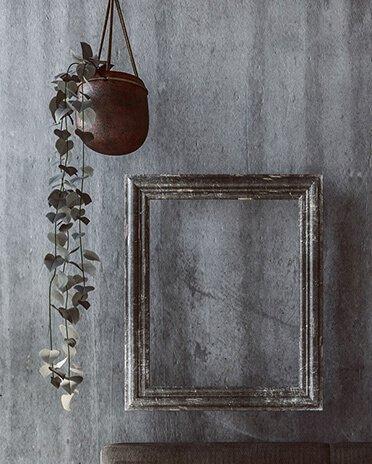 Béton décoration: mur béton et mix matériaux