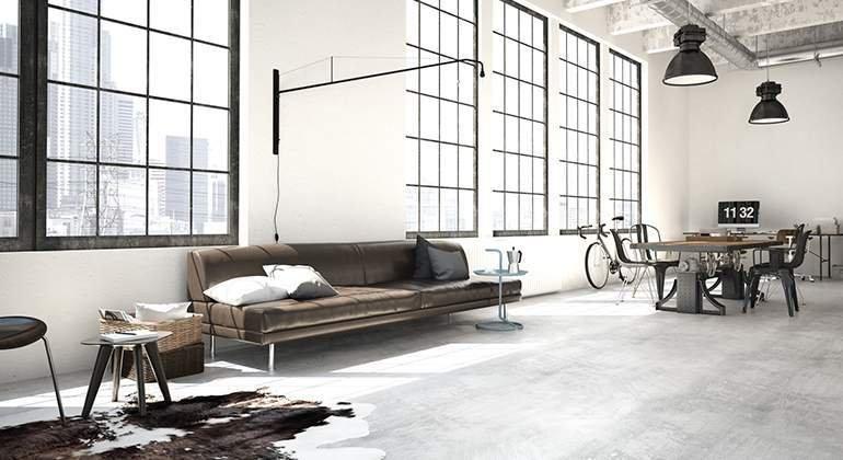 Style industriel - loft - Saint-Gobain.fr