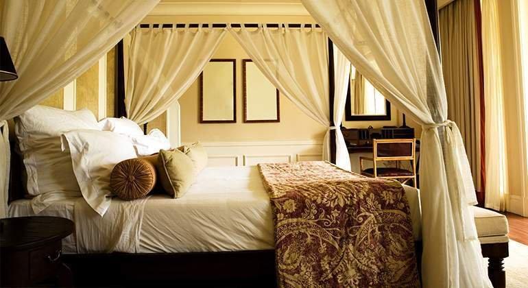 Style ethnique - chambre safari lodge - Saint-Gobain.fr