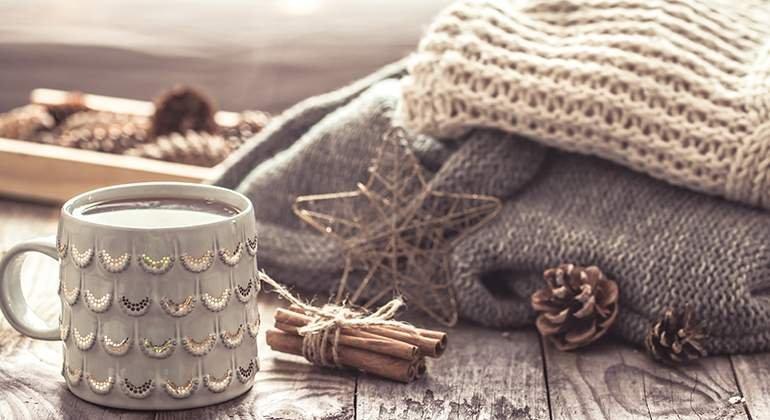 Style Campagne-chic - laines et fagots - La Maison Saint-Gobain