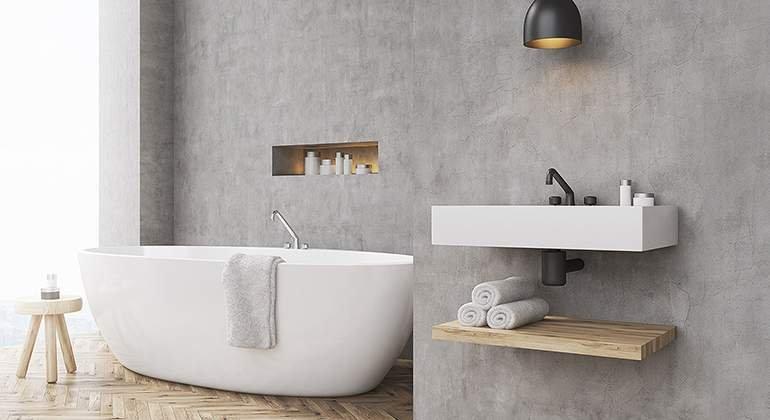 Style moderne design - salle de bain - Saint-Gobain.fr