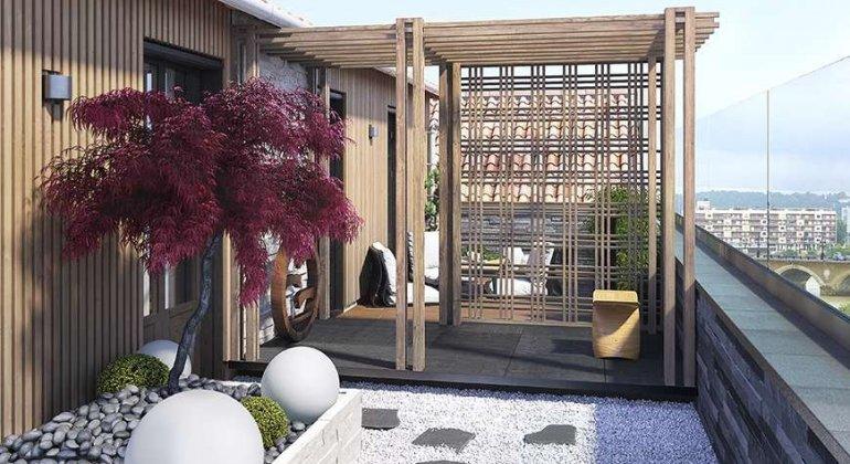 idée terrasse